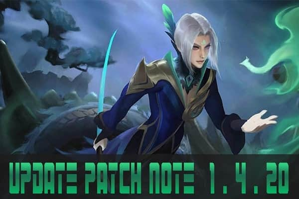 mobile legends patch note 1.4.20