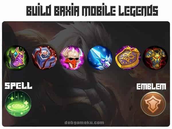 build baxia tersakit