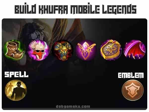 build khufra