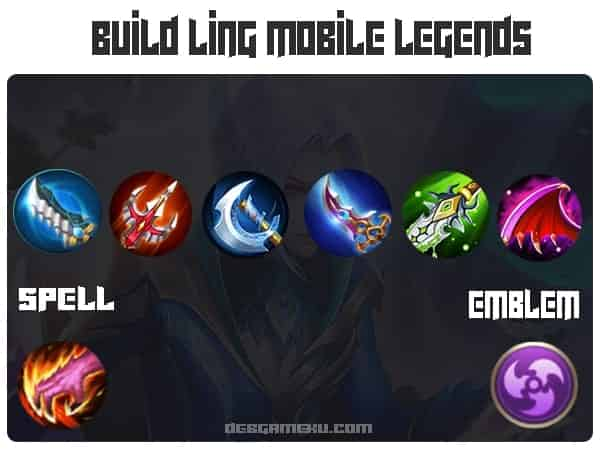 build ling  paling sakit mobile legends