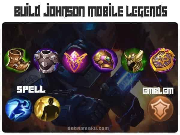 build johnson