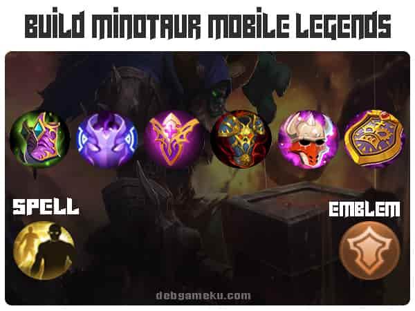 build minotaur