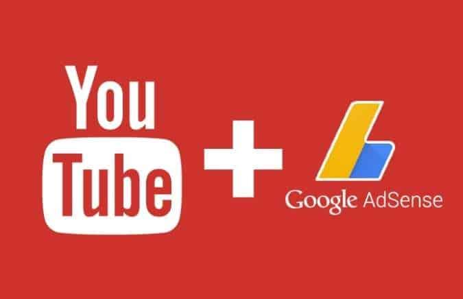 adsense youtube