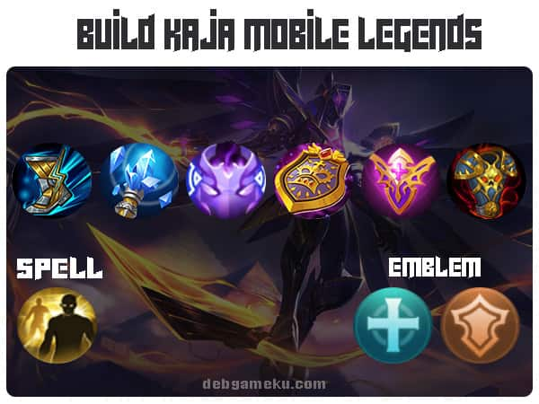 build kaja terkuat