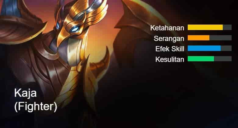 build kaja mobile legends