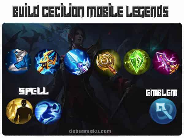 build cecilion terbaik