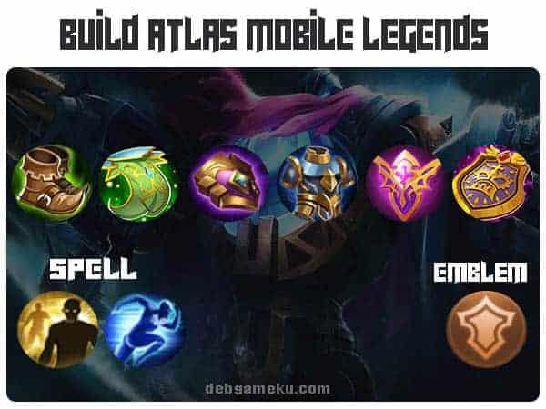 build atlas terkuat mobile legends