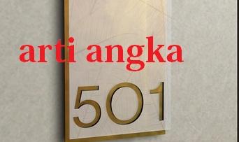Jangan Paham Arti Angka 501 Meaning Dalam Bahasa Gaul
