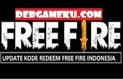 Reward Kode Redeem FF Terbaru 31 Juli 2020