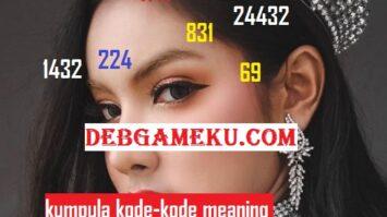 Kumpulan Kode-Kode Angka Meaning Bahasa Gaul