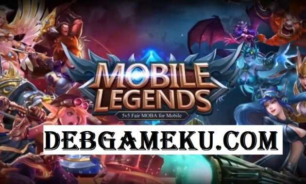 Player Aktif Mobile Legend di Indonesia