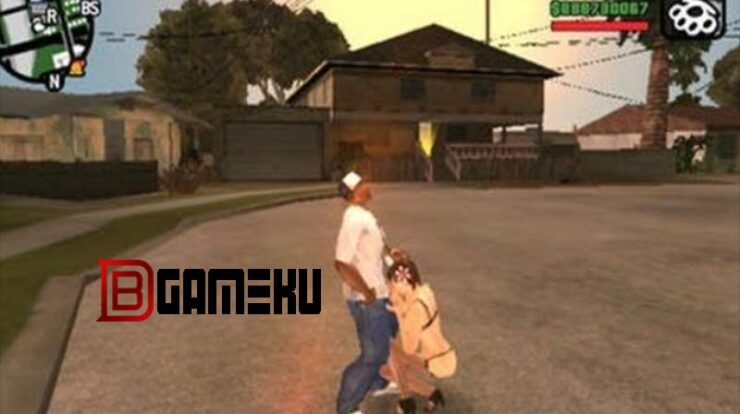 GTA Theft Auto San Andreas APK