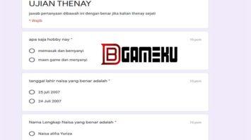 Ujian Thanay