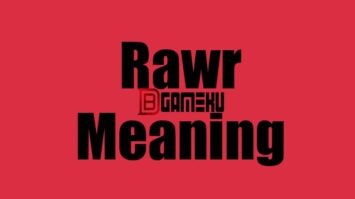 rawr meaning
