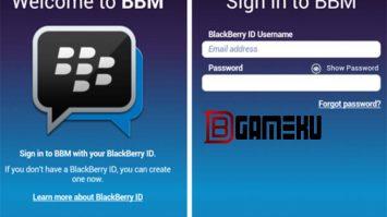 BlackBerry Messenger apk
