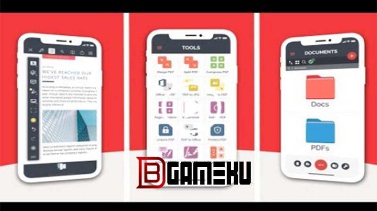 I love PDF mobile app