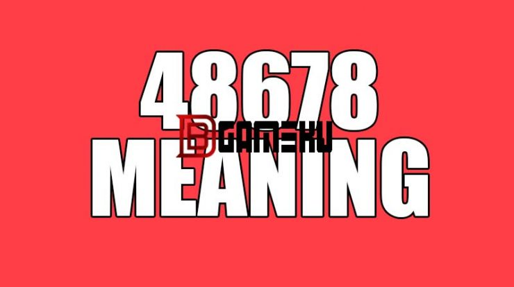 48678 meaning