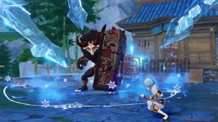 Genshin Impact Di Android