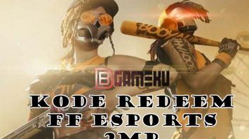 Kode Redeem FF ESPORTS 2MP