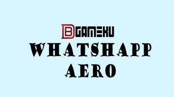 whatshapp aero