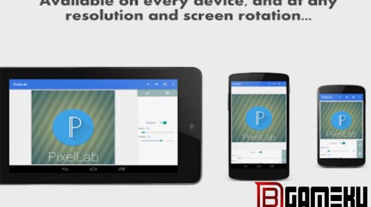 Aplikasi PixelLab Pro Apk