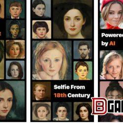 Aplikasi PortraitAI App Apk