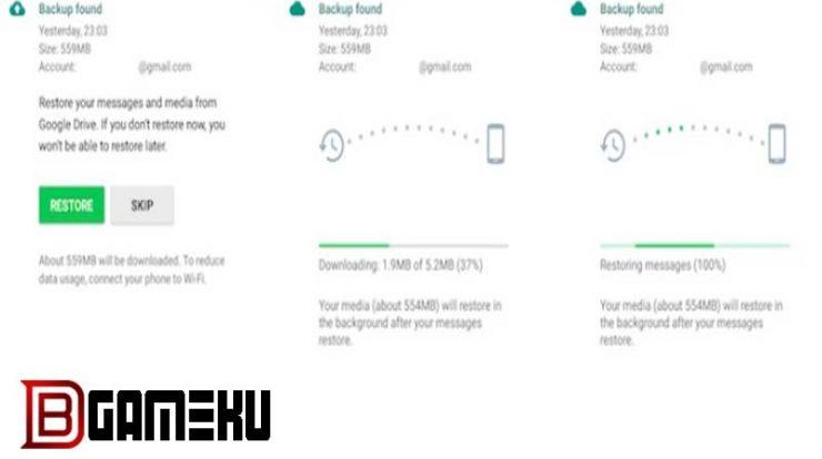 Temukan Cara Melihat Backup Foto Di Google Foto paling mudah