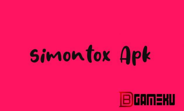 Aplikasi simontox