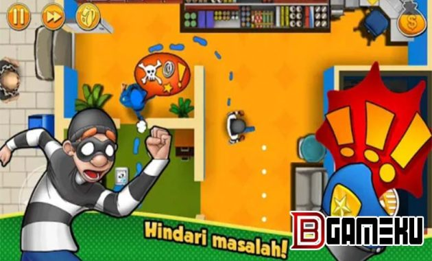 Robbery Bob Mod Apk Unlimited Money
