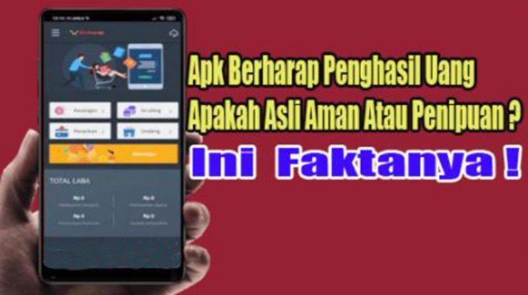 Aplikasi Berharap Penghasil Uang, Apakah Aman Ataukah ...