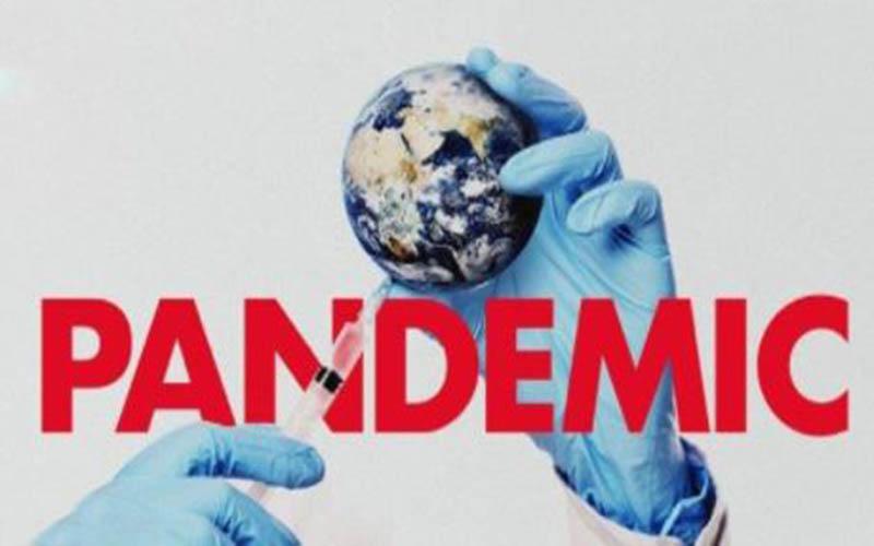 Sipnosis film pandemic