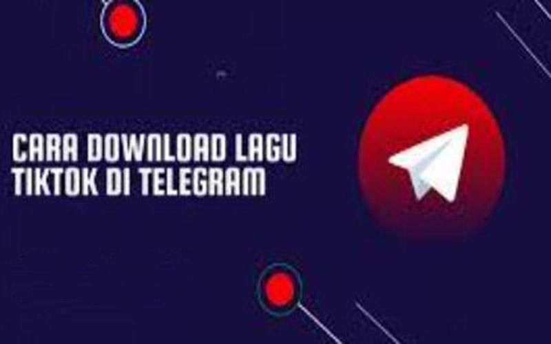 Gunakan Bot Download Lagu Di Telegram