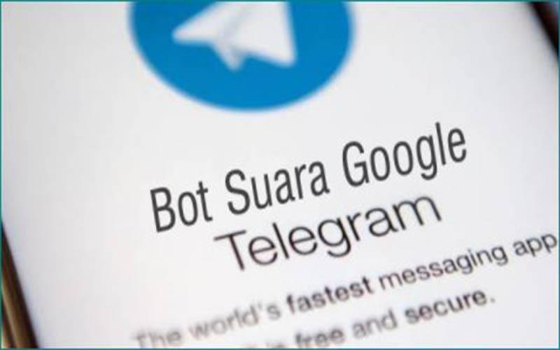 Cara Gunakan Bot Suara Google