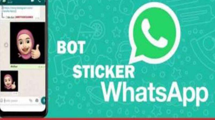 Cara Pakai Bot Stiker WA