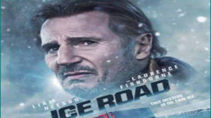 Sinopsis The Ice Road, Kisah Liam Neeson dan Laurence Fishburne Mendapatkan misi berbahaya