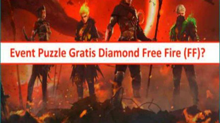 Benarkah Koleksi Puzzle FF 2021 Berhadiah Diamond Gratis.