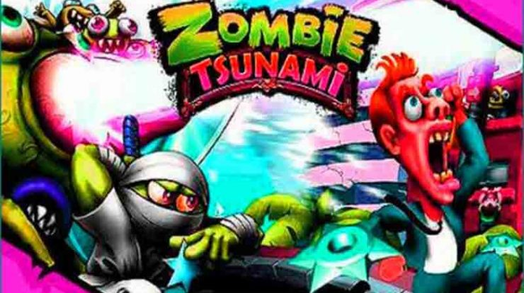 Download zombie tsunami mod