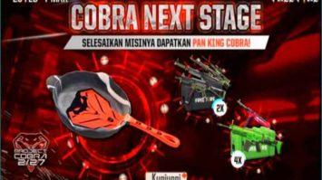 Hadiah Kuis Cobra FF