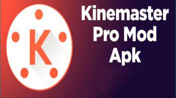 Pasang Kinemaster Pro Mod