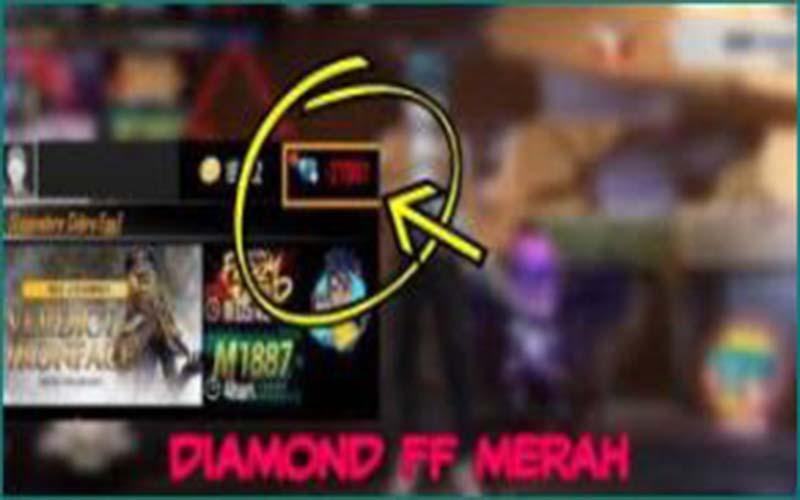 Penjelasan Kenapa Diamond FF Berwarna Merah.