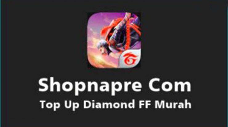 Shopnapre com Cara Beli Diamond FF Termurah