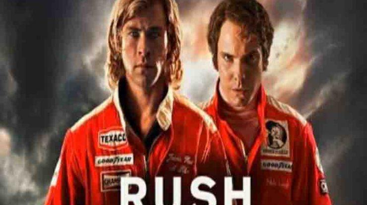 Sinopsis Film Rush Persaingan Pembalap