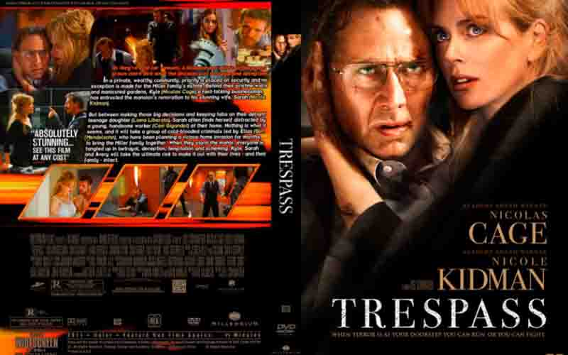 Sipnosis Lengkap Film Trespass 2011