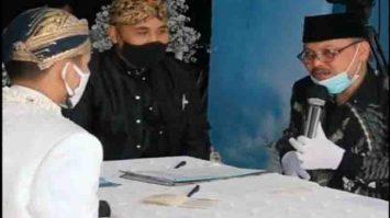Anas Fauzie Penghulu Viral Di Medsos