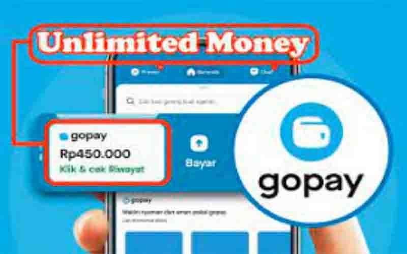 Download Gopay Mod Apk Versi Terbaru 2021