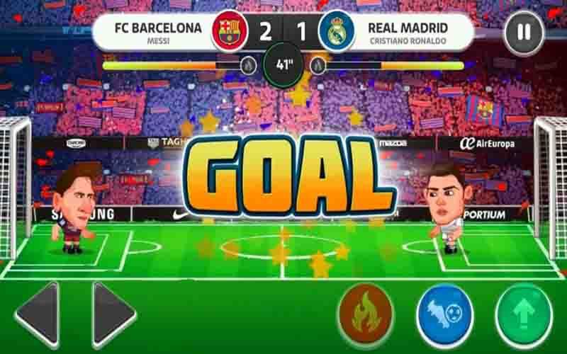 Download Head Soccer Mod Apk Versi Terbaru