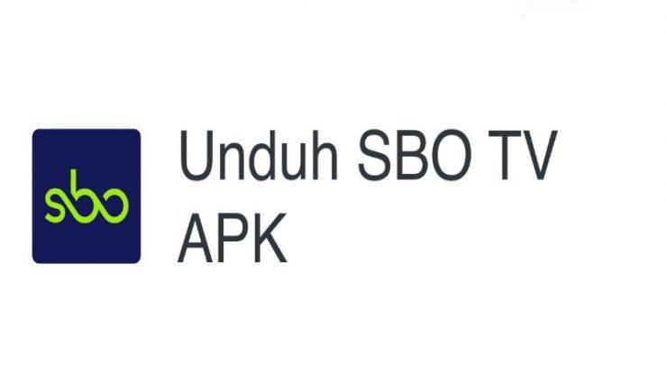 Download SBO TV Apk Gratis Untuk Android