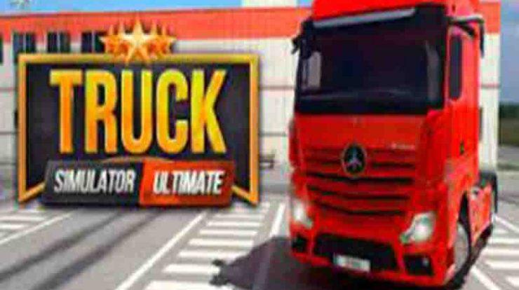 Download Truck Simulator Ultimate Mod Apk Terbaru
