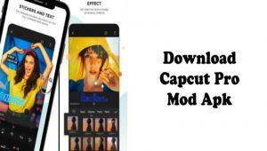Download Capcut Mod Apk Terberu