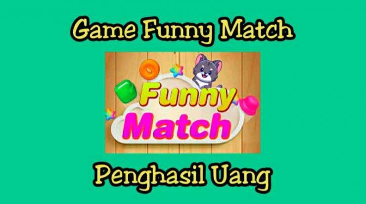 Funny Match Apk Penghasil Uang, Aman Atau Penipuan